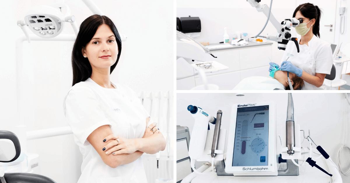 Natallia Hanusevich endodonta betterdent stomatolog