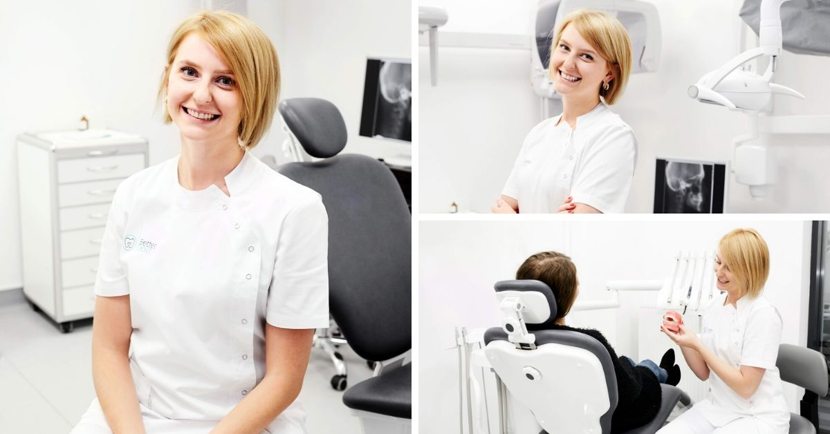 Karolina Kulesza Ortodonta Targówek BetterDent