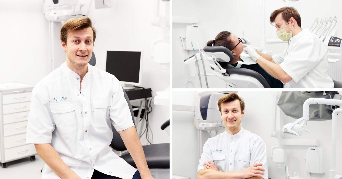 Mateusz Rzentała chirurg betterdent